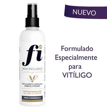 autobronceador para vitiligo disimula las máculas