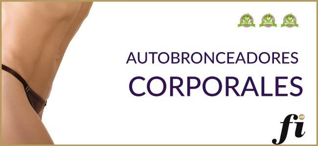 AUTOBRONCEADORES CORPORALES